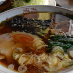 淑女と昼ドラを観ながら中華を食べる〜木村屋食堂(木更津市)